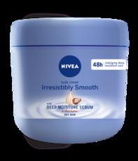 NIVEA Irresistibly Smooth Body Cream - 400ml