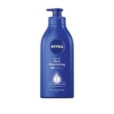 NIVEA Rich Nourishing Body Moisturiser - 625ml