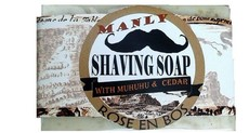 Rose en Bos Shaving Soap - 100g