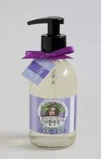 Rose N Bos Lavender Liquid Soap