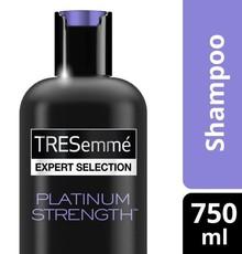 TRESemme Expert Selection Platinum Strength Shampoo 750ml