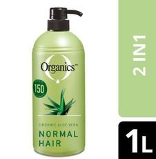 Organics Normal 2in1 Shampoo 1lt