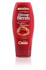 Garnier Ultimate Blends Colour Illuminator Cranberry & Argan Conditioner - 200ml