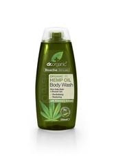 Dr.Organic Hemp Oil Body Wash - 250ml