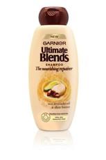 x 1 Garnier Ultimate Blends Avocado & Shea Butter Shampoo - 250ml