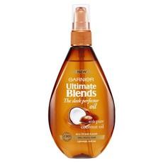 Garnier Ultimate Blends Sleek Perfector Coconut Oil & Coco Butter Oil Spray - 150ml