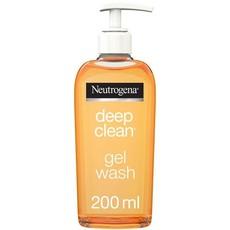 Neutrogena, Facial Wash, Deep Clean, Gel, 200ml
