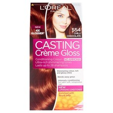 Loreal Paris Casting Creme Gloss - Chilli Chocolate 554