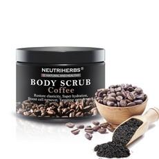 Neutriherbs Coffee Body Scrub With Coconut Oil (200g)