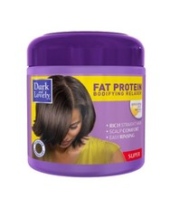 Dark And Lovely Fat Protein Relaxer Super - 450ml