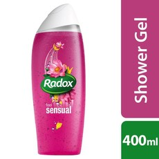 Radox Body Wash Feel Sensual - 400ml