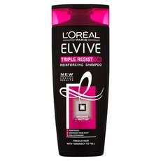 Loreal Paris Triple Resist Fragile Shampoo - 250ml