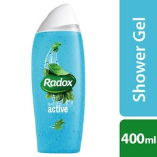 Radox Body Wash Feel Active - 400ml