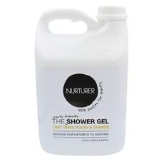 Nurturer - 2in1 Shampoo/Shower Gel Coco Vanilla 5L Refill