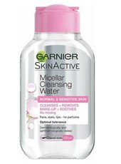 x 1 Garnier Skin Active x 1 Garnier Micellar Cleansing Water Sensitive - 100ml