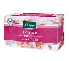 "Kneipp Bath Bar Almond Blossom ""Soft Skin"" (135 g)"