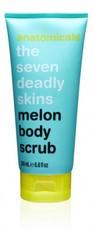 Anatomicals The Seven Deadly Skin's Melon Body Scrub