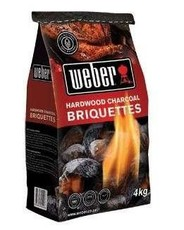 Weber - Briquettes - 4kg