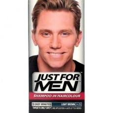 Just for men Hair Colour - Light Brown
