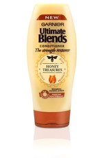 Garnier Ultimate Blends Strength Restorer Honey Treasures Conditioner - 200ml