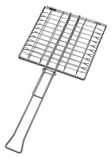 Cadac - Rectangular Braai Grid - Chrome Plated
