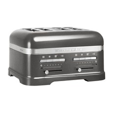 KitchenAid - 4 Slice Toaster - Medallion Silver