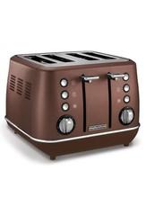Morphy Richards - 4 Slice 1800W Evoke Toaster