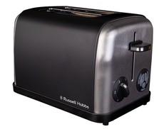 Russell Hobbs - 950W 2-Slice Toaster - Black