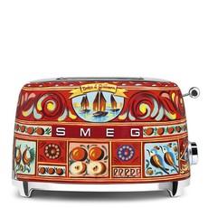 Smeg Dolce & Gabbana 2-Slice Toaster - TSF01DGEU