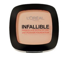 Loreal Infallible Powder Foundation - Warm Vanilla 123
