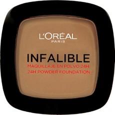 Loreal Paris Makeup Designer Infallible Powder Compact - Copper