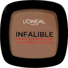 Loreal Paris Makeup Designer Infallible Powder Compact - Mohgany