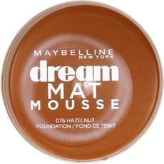 Maybelline Dream Matte Mousse Foundation Hazelnut - 18g