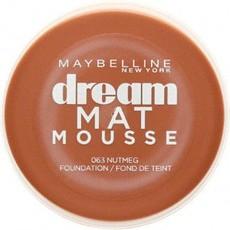 Maybelline Dream Matte Mousse Foundation Nutmeg - 18g