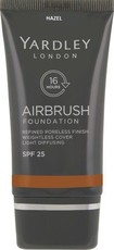Yardley Airbrush Foundation - Hazel