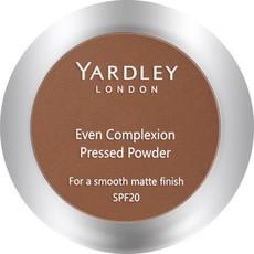 Yardley Press Powder Ecomplex - Mahogany