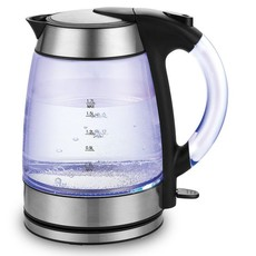 Milex - 1.7 Litre Cordless Glass Kettle