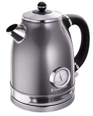 Russell Hobbs Vintage Cordless Kettle - Grey