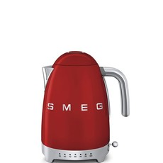 Smeg - Variable Temperature Kettle - Red