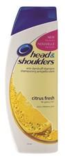 Head & Shoulders - Shampoo - Citrus - 600ml