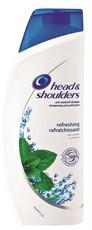 Head & Shoulders - Shampoo - Menthol - 600ml