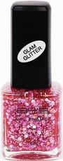 BYS Cosmetics Glam Glitter Kinky Pink - 14ml