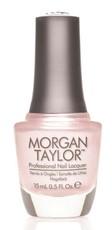 Morgan Taylor Nail Lacquer - Adorned In Diamond (15ml)