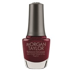 Morgan Taylor The Last Petal - Red Pearl