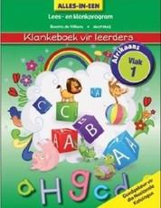 Alles-in-een klankeboek vir leerders : Vlak 1