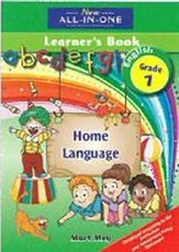 New all-in-one English : Gr 1: Learner's book