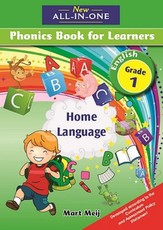 New all-in-one English phonics : Gr 1: Learner's book