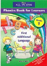New all-in-one phonics : Gr 1: Learner's book