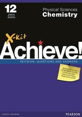 X-Kit Achieve! Physical Sciences: Chemistry : Grade 12 : Study Guide