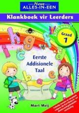 Nuwe alles-in-een klankeboek : Gr 1: Leerderboek